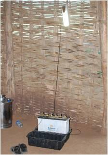 Batterie à Chimalkedi Narmada